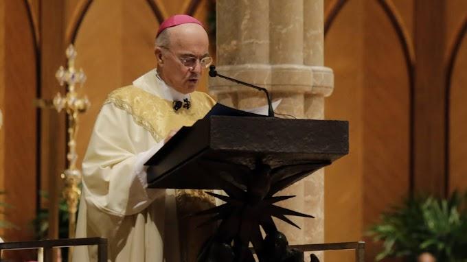 Carta do Arcebispo Carlo Maria Viganò ao Presidente Donald Trump