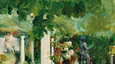 Sorolla. Un jardín para pintar