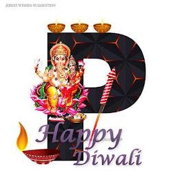 Diwali-P-Alphabet-Images