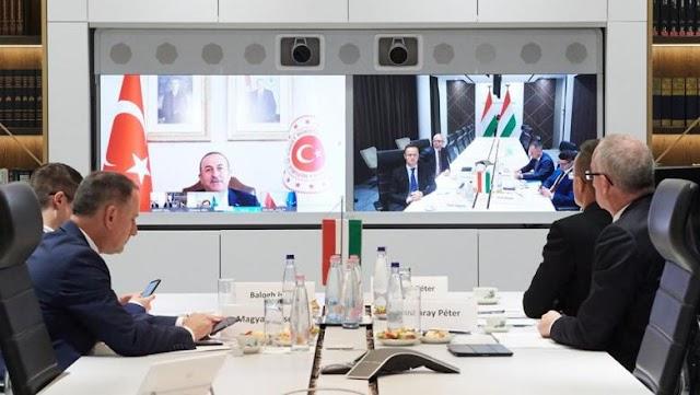 A visegrádi négyek szerint szoros, stratégiai jellegű együttműködésre van szükség Törökországgal