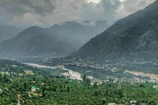 Beas river Naggar