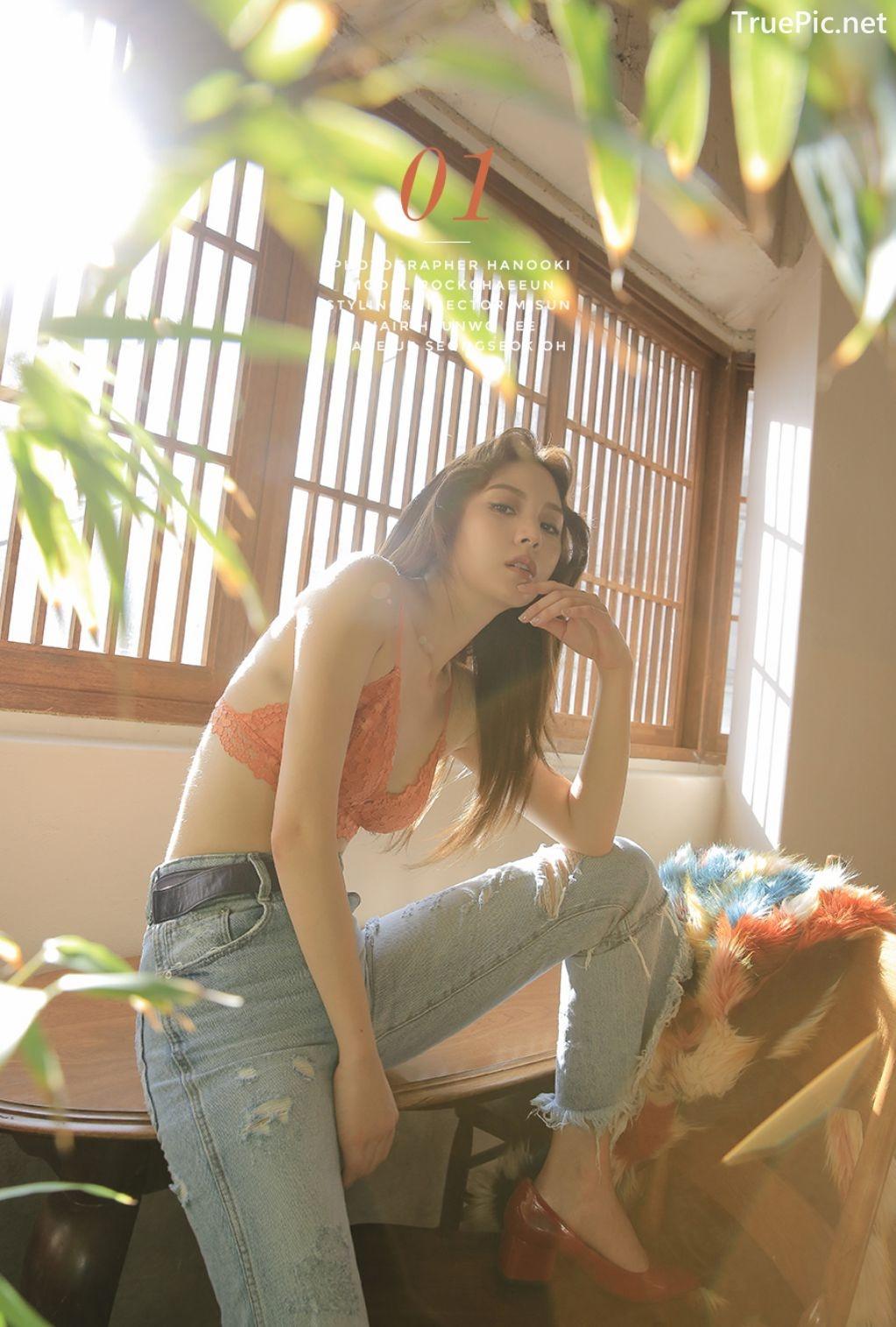 Image-Korean-Fashion-Model-Lee-Chae-Eun-7-Lingerie-Set-For-A-Week-TruePic.net- Picture-4