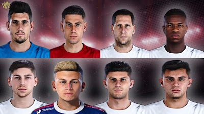 PES 2020 New Facepack by Lucas Facemaker