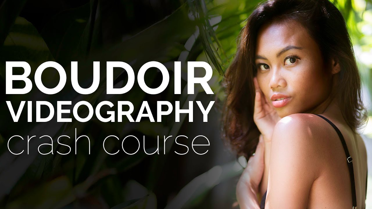 How To Film Slow Motion Boudoir Videos
