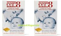 Logo Diventa tester Cer'8 Family di Larus Pharma
