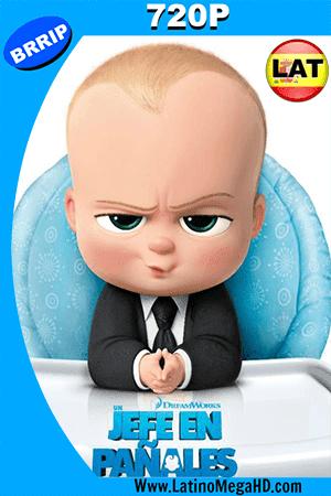 Un Jefe En Pañales (2017) Latino HD 720p ()