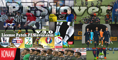 PES 2016 License Patch V.3.0 (Final Version) by peslover