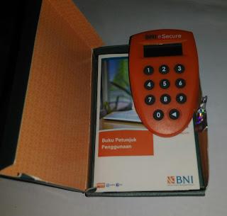BNI Internet Banking - cara daftar dan login