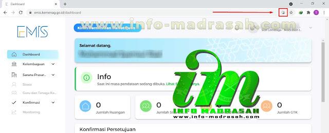 Emis Madrasah 4.0 Update, Ternyata ada Versi Desktopnya