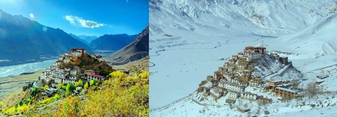 Spiti Travel Guide, an Unforgettable Experience of Cold Desert mountains