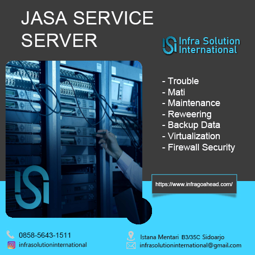 Service Server Probolinggo Enterprise