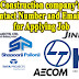 Construction company's Contact Number and Email Id for Applying Job