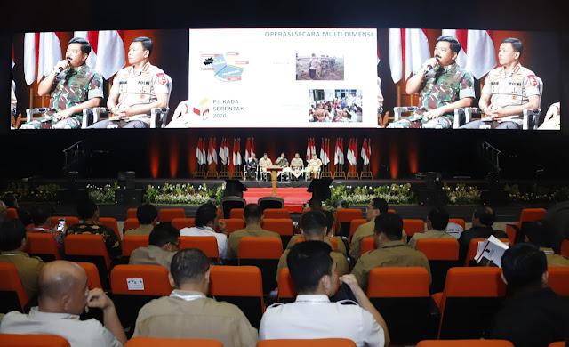 Panglima TNI : Pentingnya Menjaga Stabilitas Keamanan