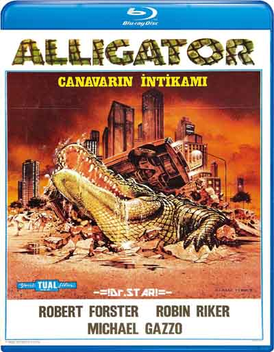 Alligator 1980 480p 250MB BRRip Dual Audio