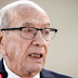 BREAKING: Tunisia President Dies At 92 In Office