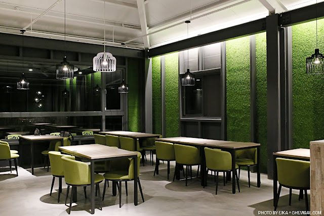 MG 5384 - 大肚夜景餐廳│三森咖啡5月新開幕!藍色公路制高點,位置偏僻樹木有點多(已歇業)