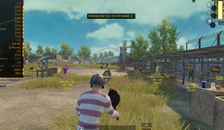 #CODE1 Link Download File Cheats PUBG Mobile Emulator 13 - 14 Maret 2020
