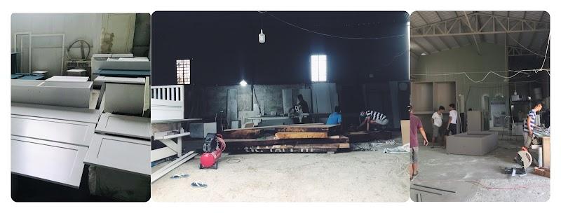 Sản xuất nội thất gỗ HCM