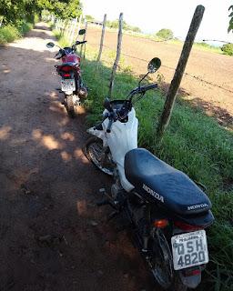 Em Mulungu, policiais do 4º BPM recuperam motos roubadas
