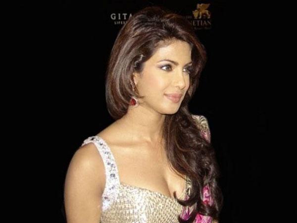 Priyanka Chopra Hot Navel Unseen Photoshoot