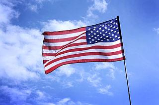 lá cờ đầu tiên nước Mỹ