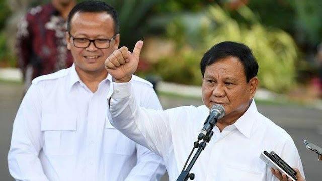 Menteri Kelautan dan Perikanan Edhy Prabowo Ditangkap KPK