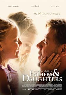 Fathers & Daughters (2015) สองหัวใจ สายใยนิรันดร์