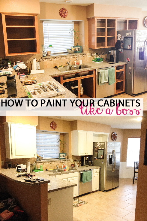 how to paint your kitchen cabinets like a professional sokolewicz family how to paint your cabinets like a 17247