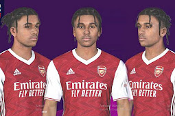 Reiss Nelson New Face (Arsenal) - PES 2017