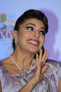 Actress Jacqueline Fernandez Pictures in Sri Lankan Traditional Saree at Cinnamon el  0005