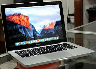 Jual MacBook Pro 13-Inch Core i5, Early 2011