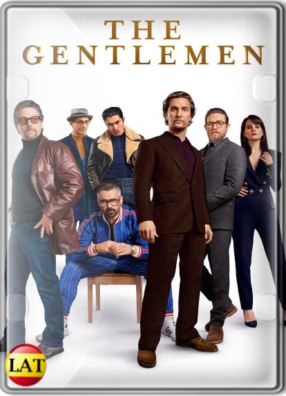 Los Caballeros: Criminales Con Clase (2019) DVDRIP LATINO