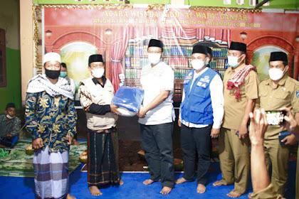 Ini Alasan Bang Zul Kunjungi Warga Desa Mereje Kabupaten Lombok Barat