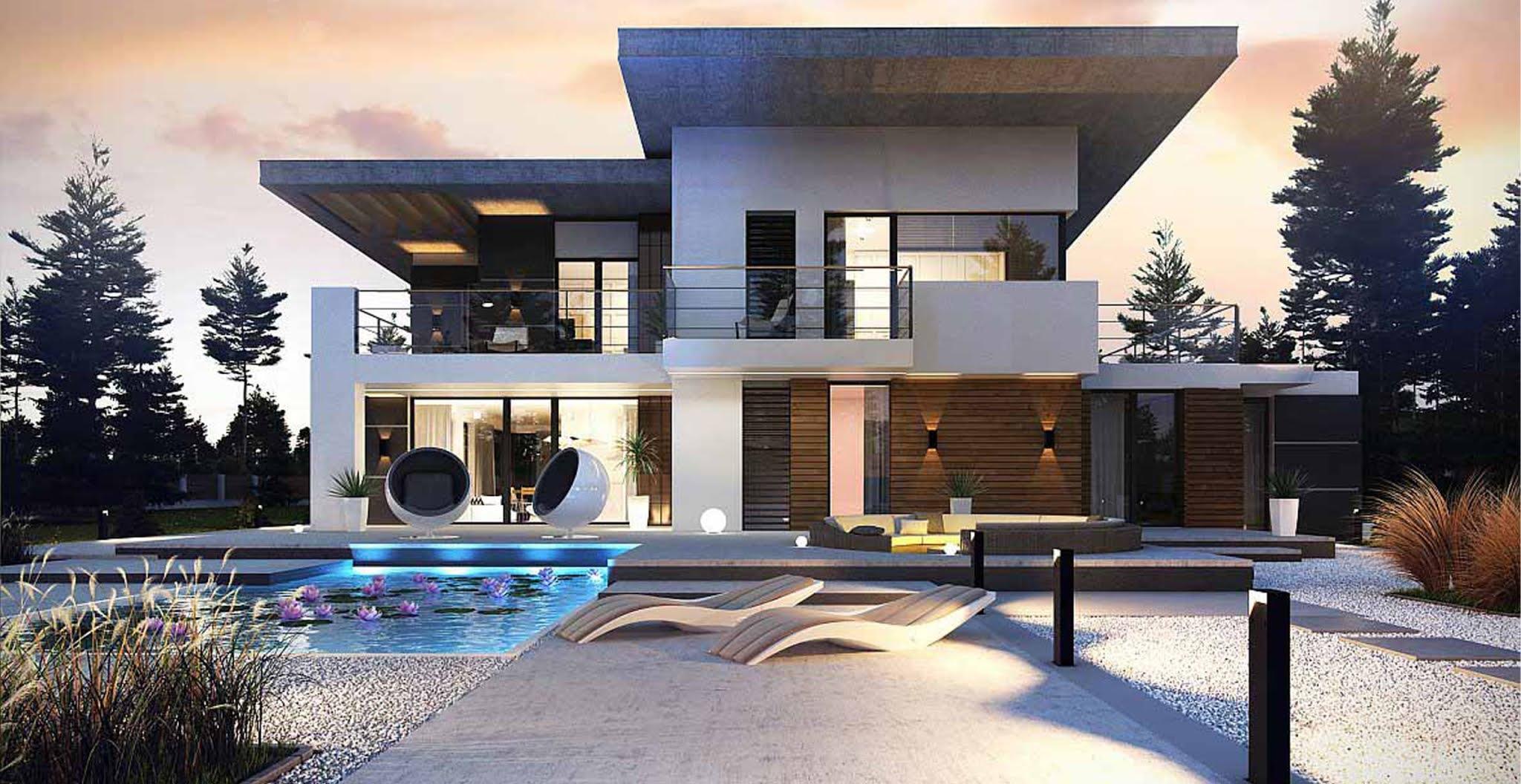 Plan De Maison Luxueuse De Prestige Plans Dessins Drummond 15