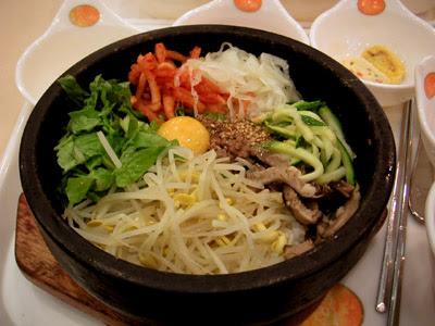 Resep Bibimbap Nasi Campur Khas Korea