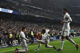 Crónica en verso: Real Madrid - Sevilla