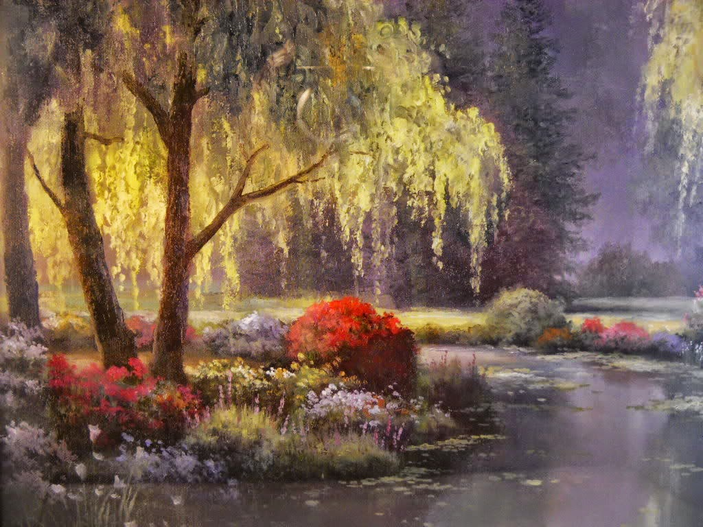 Child S Nature Painting