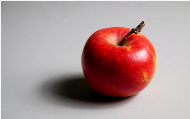 resimli anlatım meyve resmi yapmak
