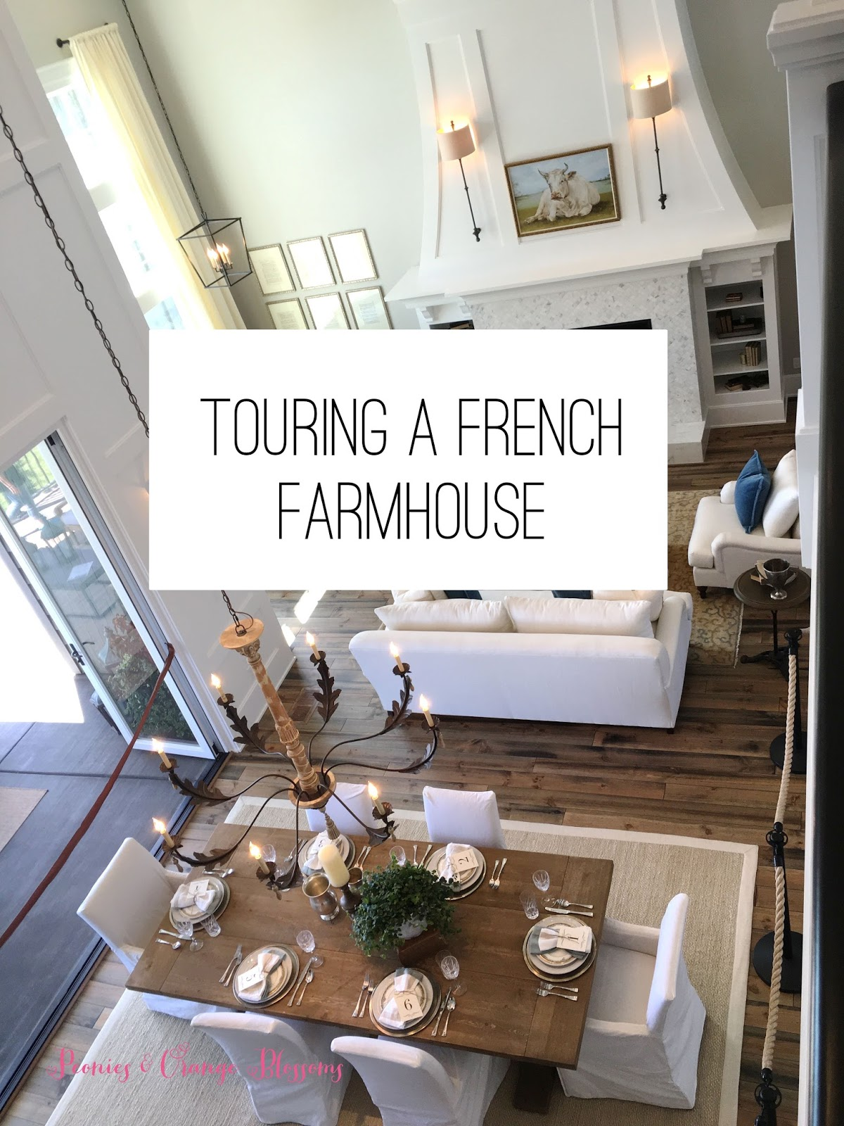 Restoration Hardware Vintage French Farmhouse Sconce Touring A French Farmhouse Petite Haus