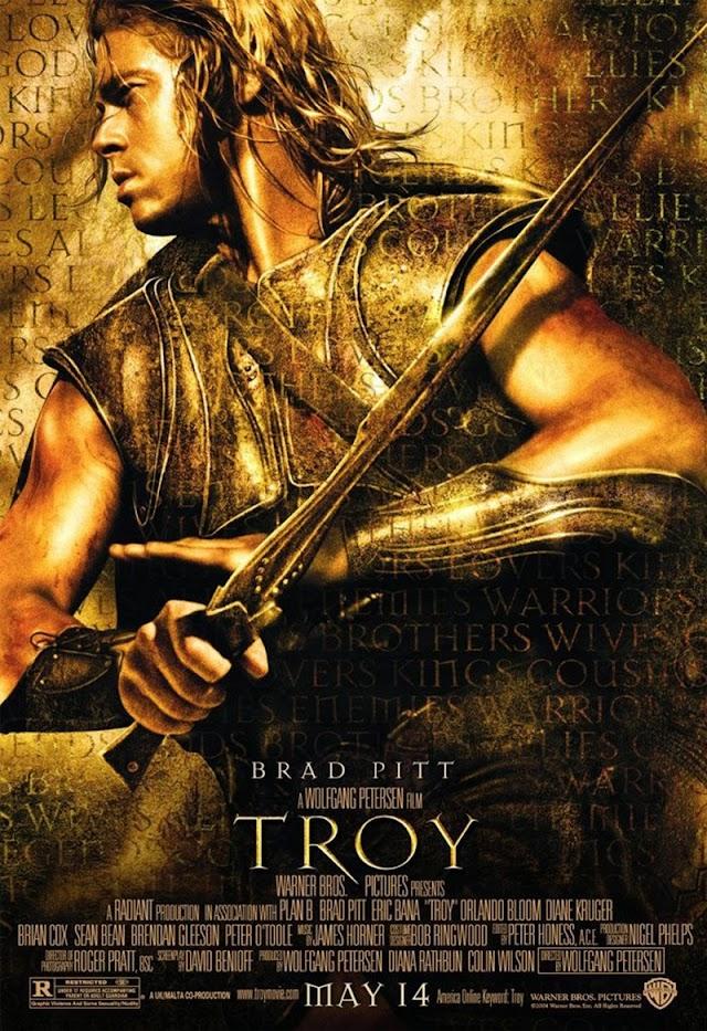 Troy 2004 T-CUT x264 720p Esub BluRay Dual Audio English Hindi GOPI SAHI