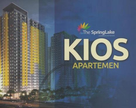 Kios Apartemen The Springlake