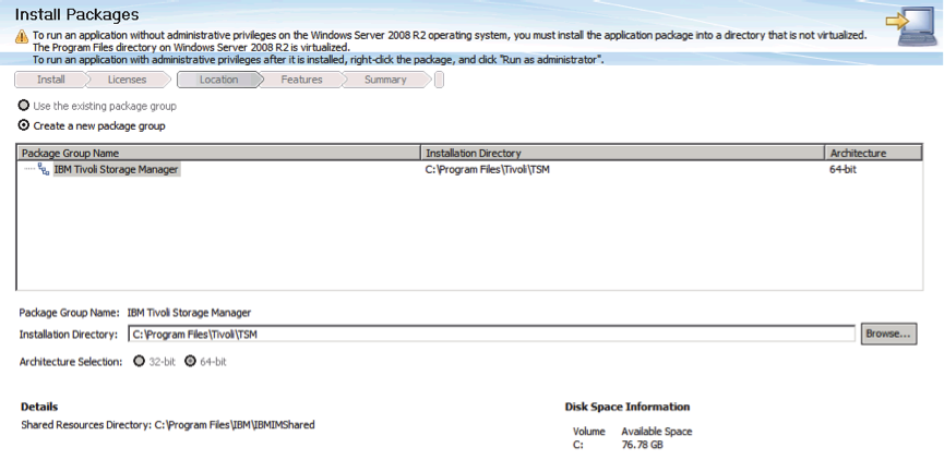 2 1 Tivoli Storage Manager Server Installation and Configuration