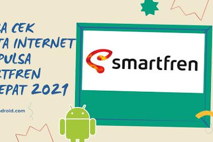 6 Cara Cek Kuota Internet dan Pulsa Smartfren Tercepat 2021