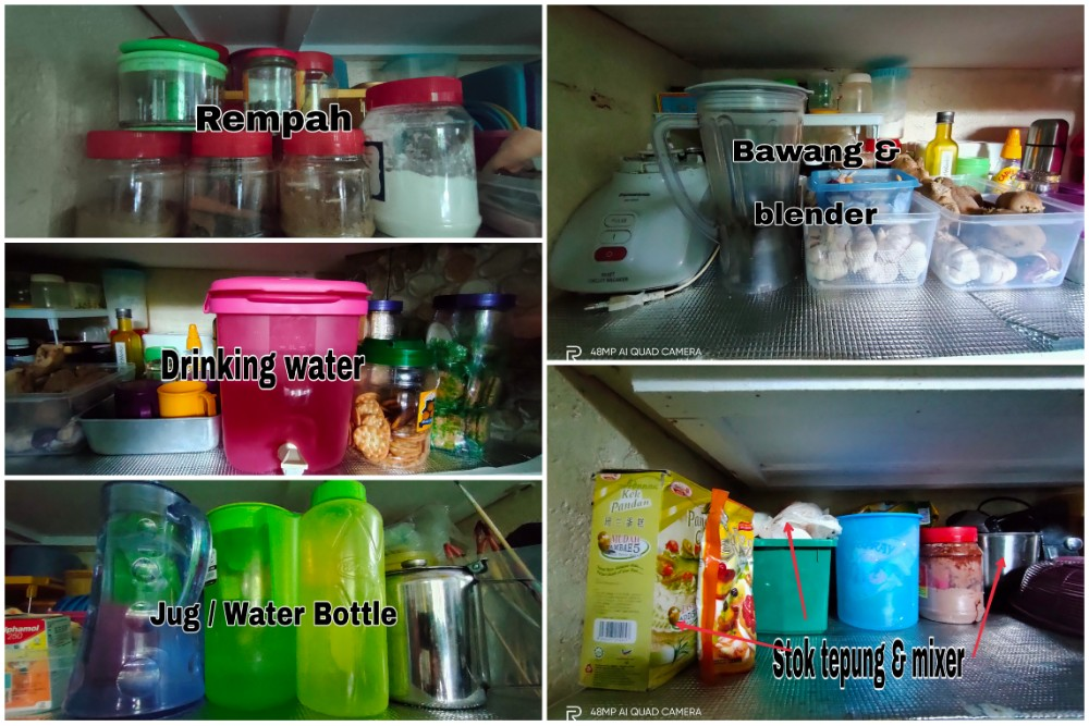 Idea susun atur ruang dapur kecil
