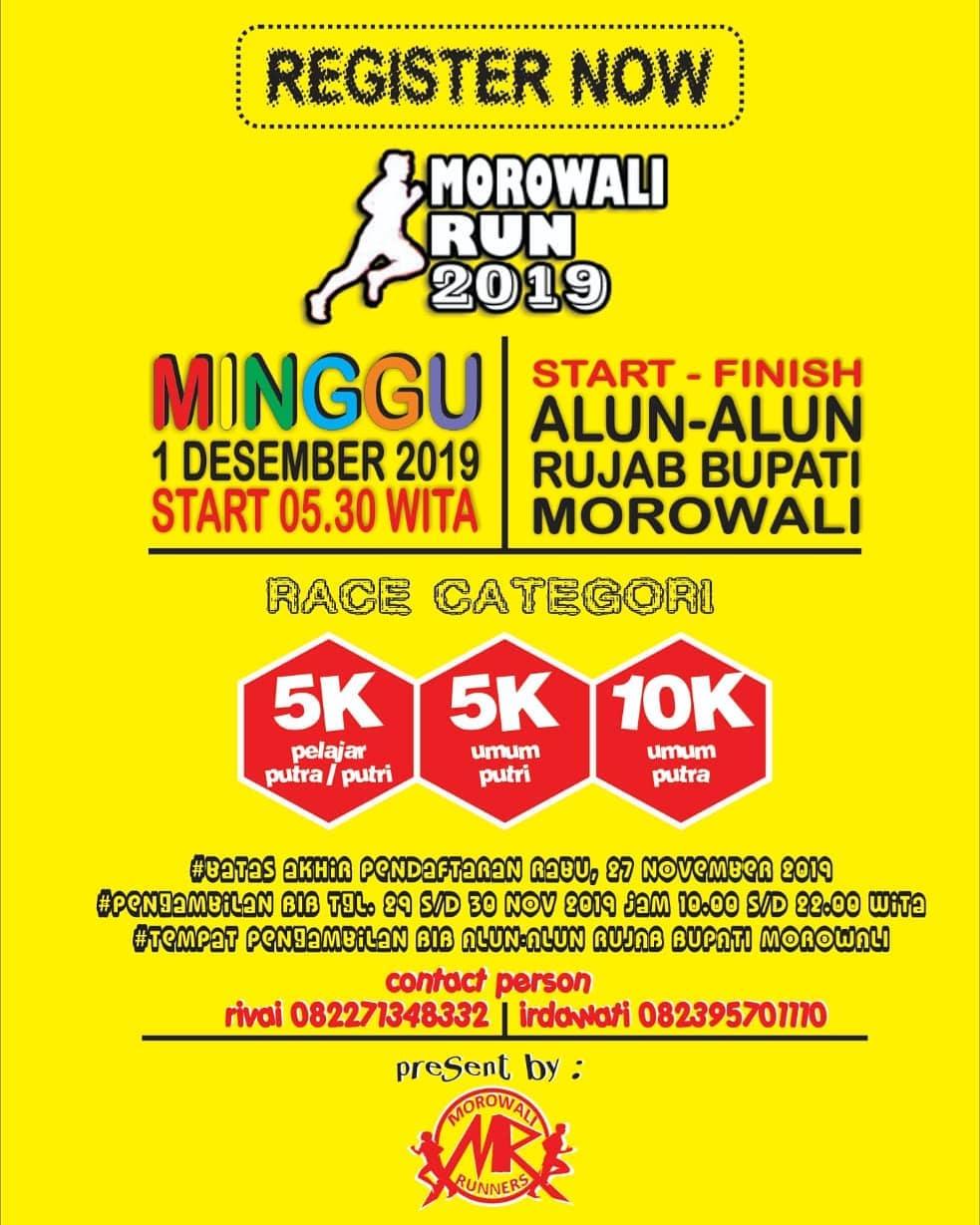 Morowali Run • 2019