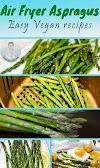 Asparagus In Air Fryer Keto