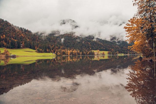 Hintersteiner-See-Rundweg  Wanderung Scheffau  Wilder Kaiser  Wandern Kitzbüheler alpen Tirol  Leichte Tour in traumhafter Kulisse 10