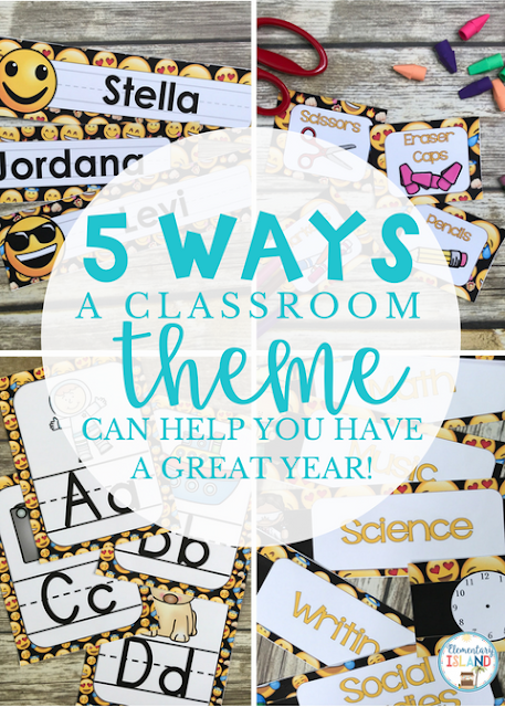 Are you thinking about using an emoji classroom theme this year? This set has all the emoji decorations you will need to get teachers and students excited! You can use the welcome banner for a display, bulletin board, or simply hung from your door or create your own saying. An emoji calendar and emoji classroom jobs are a few of the other items included. Have a fun year with this fun theme! #backtoschool #emoji #classroomdecor #emojidecor #beginningoftheyear #classroomsetup