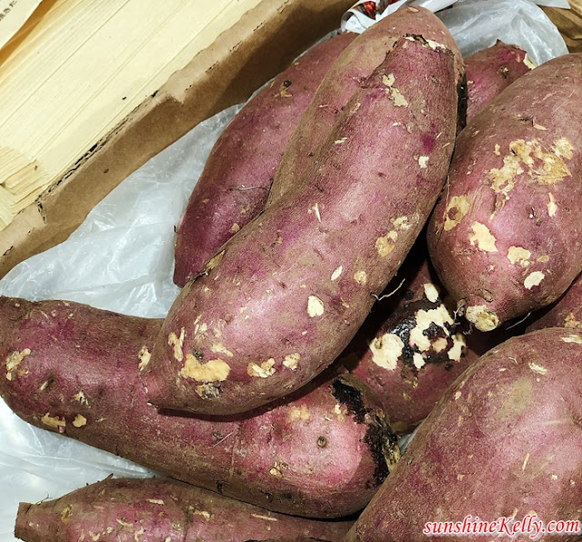 Yakiimo BENI NAGOMI 極甘, Japanese Sweet Potato, SECAI MARCHE, AEON, Big Mid Valley, Jaya Grocer, Main Place, Nutritious Snacks, Nutritious Food, Food