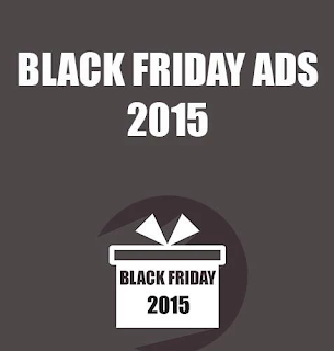 Black Friday 2015 Ads, Deals